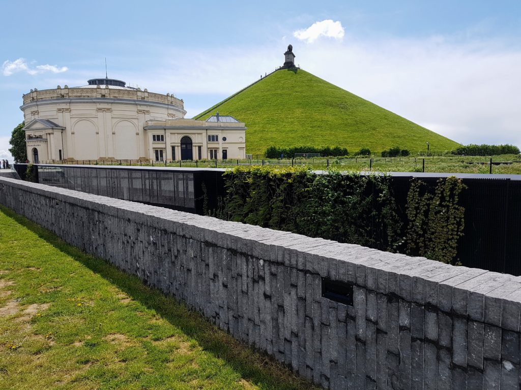 Memorial Museum and Lion's Mound